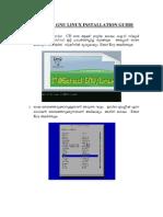 Installation Gnu Linux PDF