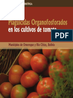 Plag Organofosforados Tomate (Antecedentes)