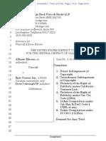 Alfonso Ribeiro Fortnite Lawsuit via Variety