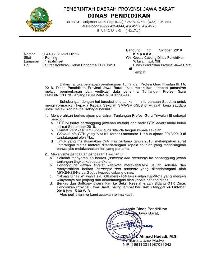 Dinas Pendidikan: Pemerintah Daerah Provinsi Jawa Barat