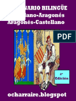 Diccionario Bilingüe Castellano Aragonés