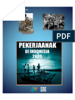 Pekerja Anak Di Indonesia 2009