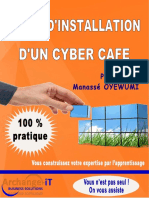 Guide d'Installation d'Un Cyber Cafe