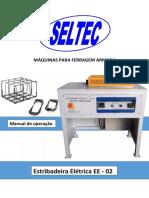 Manual Manut e Operação EE 02