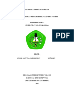 Analisi & Desain Pekerjaan-Ongki