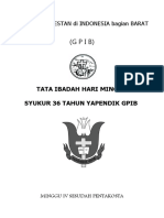 2017-Tata Ibadah Hut Yapendik