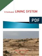 Violle Lining Method