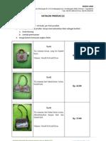 Katalog Kerajinan Tas Dll