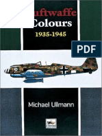 Luftwaffe Colours 1935 - 1945