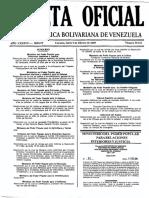 Reglamento General Ubv Enmienda