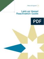 Laid-Up Vessel Reactivation Guide
