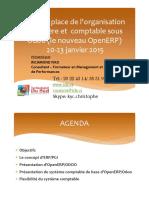 Plans Minaire Odoo Janvier 2015