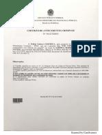 Antecedente Criminal e Validação Brasileiro