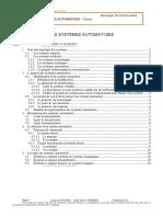 Cours Les Systèmes Automatisés