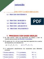 procesos en Gases