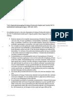 Gaucho Dispensation AGROs Vurdering