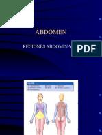 15.-Regiones Del Abdomen-cavidad Abdominal
