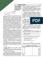 Decreto Supremo 273- 20128