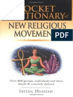 Pocket Dictionary of New Religious Movements