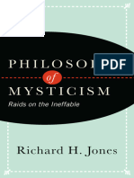 Philosophy of Mysticism - Raids on the Ineffable.epub