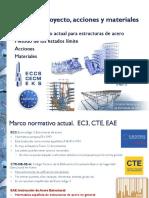 01_Bases de Cálculo de estructuras de acero, acciones y materiales