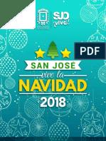 Programa San José Vive la Navidad 2018