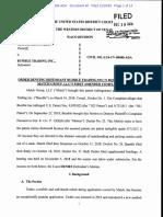 Match v. Bumble - Order denying MTD based on 101 without prejudice