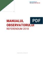 Manual Referendum FV