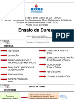 Seminário_ensaio de Dureza