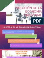 Evolución de La Economía Industrial[1]