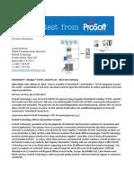 Prosoft_PLX32 EIP MBTCP UA Gateway Press ReleaseMarch18