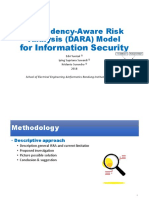 Dependency Aware Risk Analysis (DARA) Model