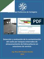 Deteccion y Evaluacion de La Contaminacion Del Suelo Por Tanques Enterrados