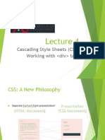 ITCS 425 Lecture 4