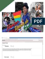 Bailes de Bolivia,extraído  de una página web.