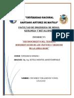 Informe de Lab. Fisica II