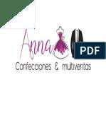 LETRERO O LOGO PARA TU NEGOCIO DE CONFECCIONES