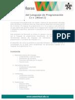 estructura_lenguaje_programacion_c++ _nivelI