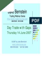 DayTrade Gaps Signals