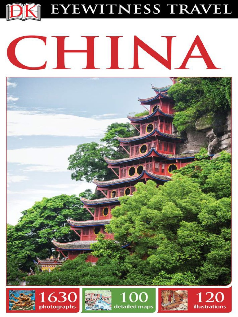 China Dk Eyewitness East Asia 34 Views