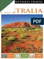 Australia DK Eyewitness Travel Guides Dorling Kindersley 2016