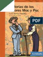 Historias de Los Senores Moc y Poc - Luis Maria Pescetti