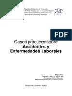 Accidentes y Enfermedades Laborales