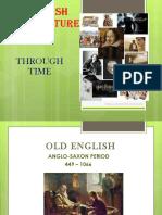 Britishliterature Throughtime