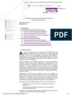 La Evolución Histórica Del Desarrollo Rural y La Identidad Cultural PAIS VASCO