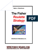 Martin Silverthorne - The Fisher Roulette Strategy