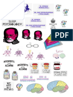 Pegatinas Psicologia