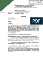 Resolución judicial a favor de comunidad de Supayacu - Consulta previa