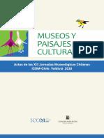 ICOM -Paisajes Culturales