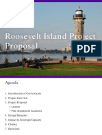 Crown Castle Roosevelt Island Wireless Infrastructure Proposal